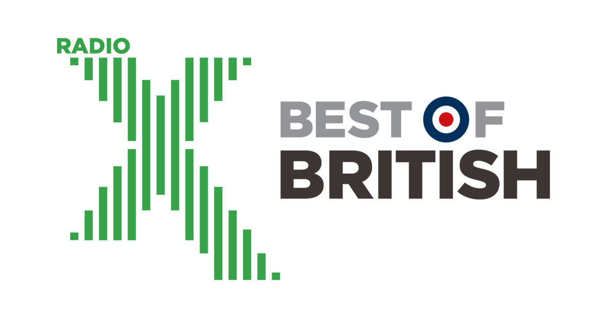 Radio X S Best Of British