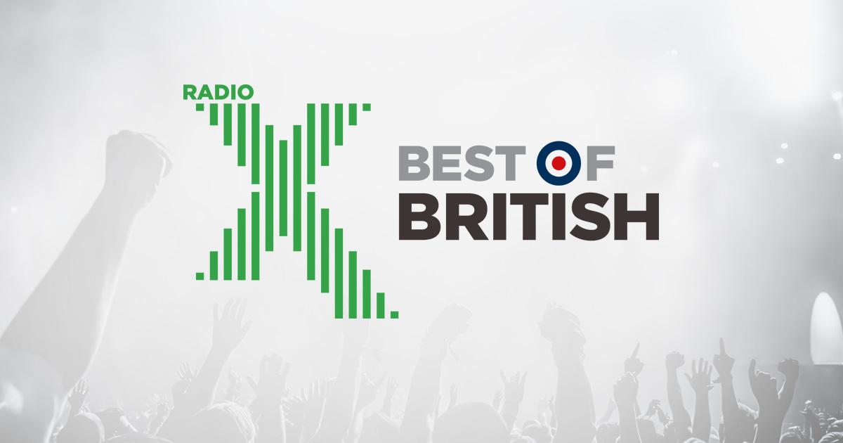 Best of British 2018 | Radio X